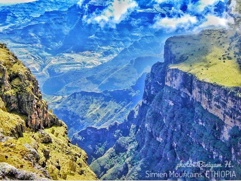 Landscape from the Simien Mountains NP-01
